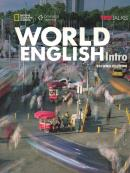 WORLD ENGLISH INTRO SB WITH CD-ROM - 2ND ED