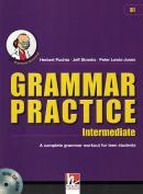 GRAMMAR PRACTICE INTERMEDIATE WITH CD ROM