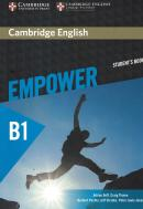 CAMBRIDGE ENGLISH EMPOWER PRE-INTERMEDIATE STUDENT´S BOOK - 1ST ED