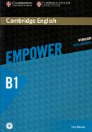 CAMBRIDGE ENGLISH EMPOWER PRE-INTERMEDIATE WORKBOOK WITH ANSWERS - 1ST ED