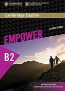 CAMBRIDGE ENGLISH EMPOWER UPPER-INTERMEDIATE STUDENT´S BOOK - 1ST ED