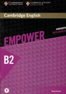 CAMBRIDGE ENGLISH EMPOWER UPPER-INTERMEDIATE WORKBOOK WITH ANSWERS - 1ST ED