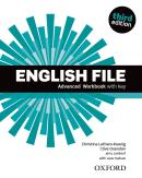 ENGLISH FILE ADVANCED WB WITH KEY - 3RD ED