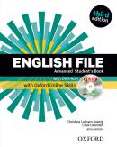 ENGLISH FILE ADVANCED SB WITH ITUTOR AND ONLINE SKILLS - 3RD ED