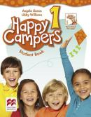 HAPPY CAMPERS 1 STUDENT´S BOOK AND LANGUAGE LODGE - 1ST ED