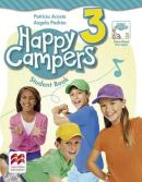 HAPPY CAMPERS 3 STUDENT´S BOOK - 1ST ED