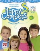 HAPPY CAMPERS STARTER STUDENT´S BOOK - 1ST ED
