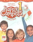 HAPPY CAMPERS 1 STUDENT´S BOOK PACK WITH SKILLS BOOK - 1ST ED