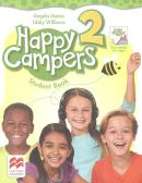 HAPPY CAMPERS 2 STUDENT´S BOOK PACK - 1ST ED