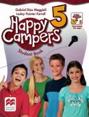 HAPPY CAMPERS 5 STUDENT´S BOOK PACK - 1ST ED
