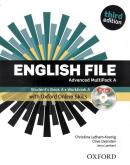 ENGLISH FILE ADVANCED MULTIPACK A  SB WITH ITUTOR AND ONLINE SKILLS - 3RD ED