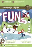 FUN FOR FLYERS STUDENT´S BOOK WITH AUDIO AND ONLINE ACTIVITIES - 3RD ED