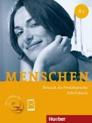 MENSCHEN B1 - ARBEITSBUCH MIT 2 AUDIO-CDS - DEUTSCH ALS FREMDSPRACHE