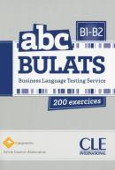ABC BULATS - B1/B2 - LIVRE + CD AUDIO