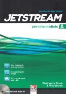 JETSTREAM PRE-INTERMEDIATE COMBO SPLIT EDITION SB/WB A + AUDIO CD + E-ZONE