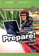 CAMBRIDGE ENGLISH PREPARE! 6 STUDENT´S BOOK - 1ST ED