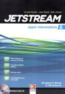 JETSTREAM UPPER-INTERMEDIATE COMBO SPLIT VERSION SB/WB A