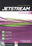 JETSTREAM INTERMEDIATE COMBO SPLIT VERSION SB/WB B + AUDIO CD + E-ZONE