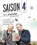 SAISON 4 CAHIER + CD AUDIO (B2)