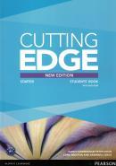 CUTTING EDGE STARTER SB WITH DVD - 3RD ED