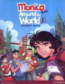 MONICA TEEN AROUND THE WORLD 1 SB - 1ST ED
