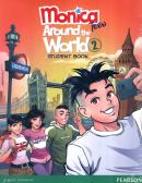 MONICA TEEN AROUND THE WORLD 2 SB - 1ST ED
