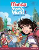 MONICA TEEN AROUND THE WORLD 1 TB - 1ST ED