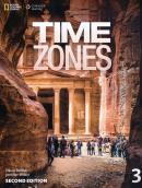TIME ZONES 3 STUDENT´S BOOK - 2ND ED