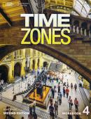 TIME ZONES 4 WORKBOOK - 2ND ED