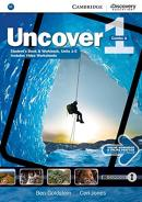 UNCOVER 1A COMBO STUDENT´S BOOK WITH ONLINE WORKBOOK AND ONLINE PRACTICE - 1ST ED