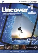 UNCOVER 1B COMBO STUDENT´S BOOK WITH ONLINE WORKBOOK AND ONLINE PRACTICE - 1ST ED