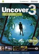 UNCOVER 3A COMBO STUDENT´S BOOK WITH ONLINE WORKBOOK AND ONLINE PRACTICE - 1ST ED