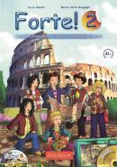 FORTE! 2 LIBRO DELLO STUDENTE ED ESERCIZI + CD AUDIO (A1+)