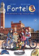 FORTE! 3 - LIBRO DELLO STUDENTE ED ESERCIZI + CD AUDIO (A2)