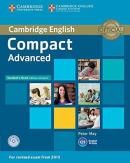 CAMBRIDGE ENGLISH COMPACT ADVANCED STUDENT´S BOOK  WITHOUT ANSWERS WITH CD-ROM