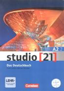 STUDIO 21 A2.2 KURS- UND UBUNGSBUCH MIT DVD-ROM