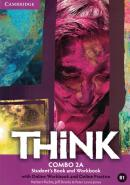 THINK 2A COMBO STUDENT´S BOOK WITH ONLINE WORKBOOK AND ONLINE PRACTICE - 1ST ED