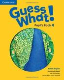 GUESS WHAT! 4 PUPIL´S BOOK - BRITISH