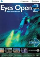 EYES OPEN 2A COMBO STUDENT´S BOOK WITH ONLINE WORKBOOK AND ONLINE PRACTICE - 1ST ED