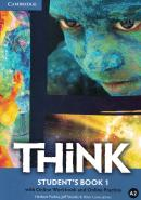 THINK 1 STUDENT´S BOOK WITH ONLINE WORKBOOK AND ONLINE PRACTICE - 1ST ED