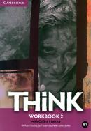 THINK 2 WORKBOOK WITH ONLINE PRACTICE - 1ST ED