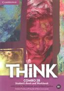 THINK 2B COMBO STUDENT´S BOOK WITH ONLINE WORKBOOK AND ONLINE PRACTICE - 1ST ED