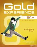 GOLD EXPERIENCE B1+ SB WITH DVD-ROM - 1ST ED