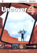 UNCOVER 4 STUDENT´S BOOK - 1ST ED