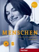 MENSCHEN B1.1 - ARBEITSBUCH MIT AUDIO-CD + AR-APP - DEUTSCH ALS FREMDSPRACHE