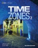 TIME ZONES 2 STUDENT´S BOOK WITH ONLINE WORKBOOK - 2ND ED