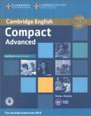 CAMBRIDGE ENGLISH COMPACT ADVANCED WORKBOOK WITHOUT ANSWERS WITH AUDIO