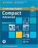 CAMBRIDGE ENGLISH COMPACT ADVANCED WORKBOOK WITH ANSWERS WITH AUDIO