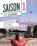 SAISON 1 CAHIER D´ACTIVITES + CD AUDIO (A1+)