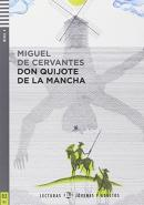DON QUIJOTE DE LA MANCHA - NIVEL 4 CON AUDIO CD